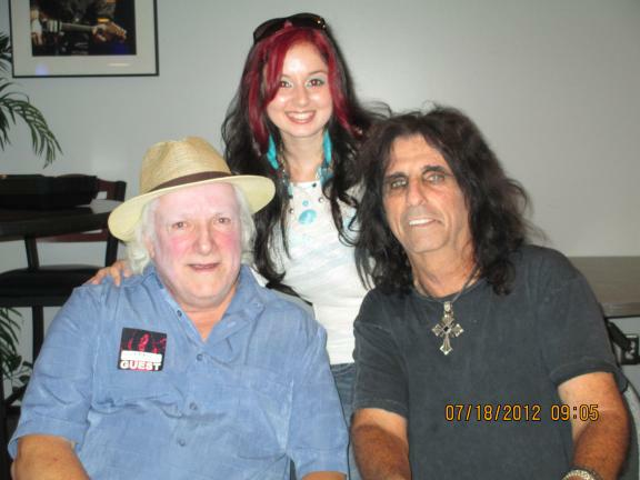 alicecooper musicproduction recording flint mi